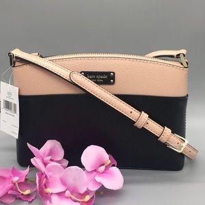 Kate Spade Jeanne Leather Crossbod Bag WKRU6037